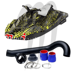RIVA RACING. Kit Echappement Complet SPARK (2014-2016)