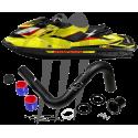 Kit échappement racing RXP-X 260 / GTR Riva