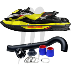 RIVA RACING. Kit Échappement Complet Sea-doo RXT-X as- is(2009-2014 )