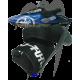 Mat Kit Precut, Wave-Blaster 1 (1993-1996) cut diamond (black)