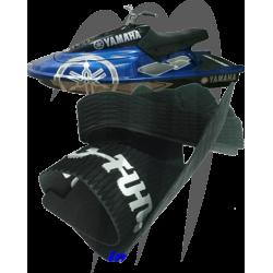 Tapis Wave-Blaster I (1993-1996) Autocollant Hydro-Turf