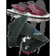 Mat Kit Complete Precut, Wave Venture - XL700 / 760 / 1100 ( 94-99 ), cut-diamond (black)