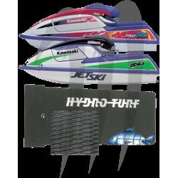 Mat Kit Precut,  SX-750 / SXI-750 / 750SXI-PRO ( 2000-2002 ) , cut diamond (black)