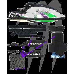 Tapis Freestyle sans cale pieds 750SX/750 SXI Hydro-Turf