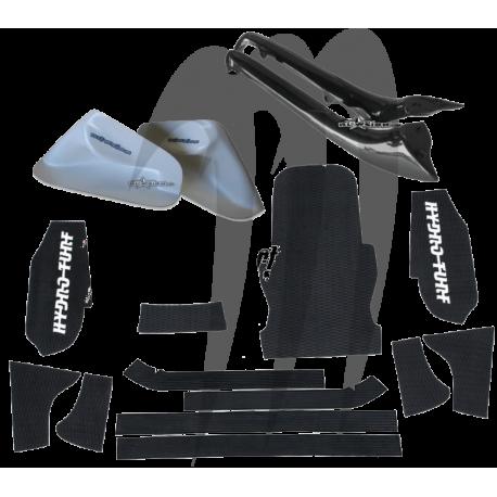 Kit Mat, Free-Style . Free-Ride with Holds Kickers 800 SXR  cut diamond (black)
