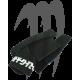 Mat Kit Precut, ZXI-750 / ZXI-900 / ZXI-1100 (black)