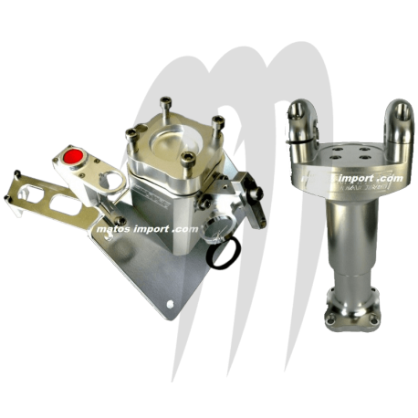 Complete column Racing, Off-Shore RXT-X 260 RS. 260 AS. ( 130mm ) Type 3.