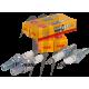 Spark plug CR9EB,  FX-140 / FX-160