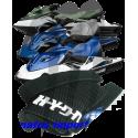 Mat Kit Precut, BRP, GTX 4-tec  / GTX-215hp  / GTX-155hp / GTX-Di   ,cut diamond (black )