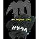 Mat Kit Precut, BRP, RXP-X 260 rs T3,  cut diamond (black).