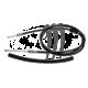 Cable de Trim, Yamaha FX-140.FX-160. (2002-2007)