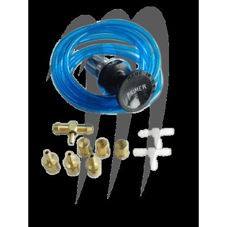 Kit primer triple carburateur Keihin (tout modèle)
