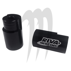 RIVA RACING. Extension de guidon Sea-Doo (2004-2016)
