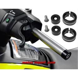 RIVA RACING. Kit d'Installation Poignées RIDE Yamaha (2015-2016)