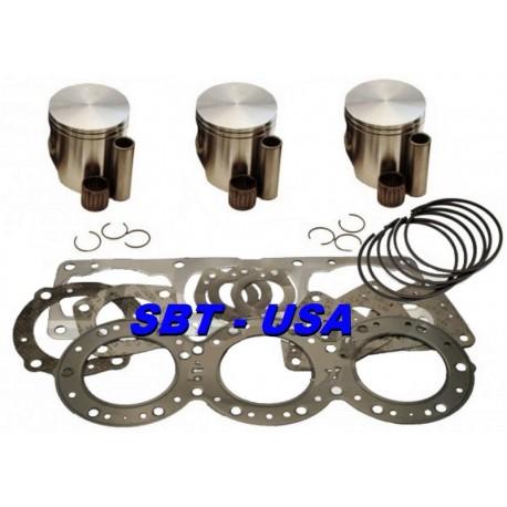 WSM USA . Kit Plunger Platinum, Kawasaki, 900cc ( + 0.25mm )
