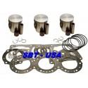 SBT-USA. Kit Pistons Premium Kawasaki 900cc (Cote +0.50mm)