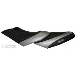 Seat cover, GTX-4tec / Di / 185hp / RXT-215 / RXT-X 255, (black / gray carbon)