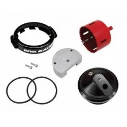 Kit modification de pipe d'admission Riva pour Seadoo RXP/ RXT/ GTX LTD 300
