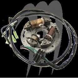 Kit Stator Plate Comple,t Yamaha 701cc ( 62T tout modèle Twin carb)