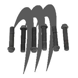 B.R.P. Kit vis bielle (1 pièce) 4-tec 130/155/185/215/255/260/300