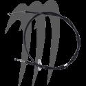 throttle cable, YAMAHA FX140