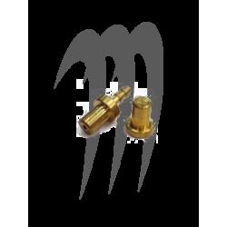 KEIHIN. Kit Brass Spigot Plug , 2 pièces