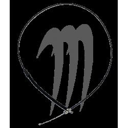 WSM. Câble de trim supérieure pour Yamaha GP