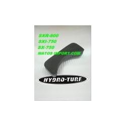 Protection bras/capot Kawasaki 750SX/ SXI/ 800SX-R (noir)