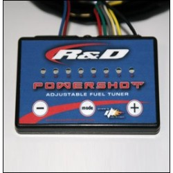 Power shot combustible SXR 1500