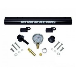 RIVA RACING . Aluminium Kit Support boitier racing (pour RS12050-BIM)