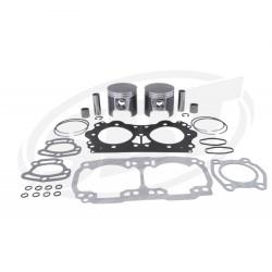Kit pistons haut et bas moteur silver pour Sea-Doo 947/951 GSX-L / GTX / XP LTD / VSP-L / Sport LE / RX / LRV 1998-2000