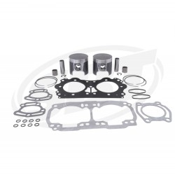 Kit pistons moteur silver pour Seadoo GSX-L / GTX / XP LTD / VSP-L / Sport LE / RX / LRV