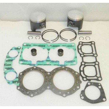 Kit pistons platinum Yamaha XL 700 /Wave Runner (Cote +1mm)