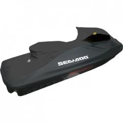 Bâche de transport (Noir/ Gris clair) Seadoo GTR-X 260/ RXP-X 300