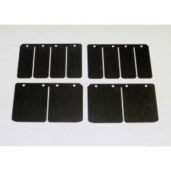 Kit Valves Carbon  V-FORCE 2, 750-SX . SXi . 800SX-R