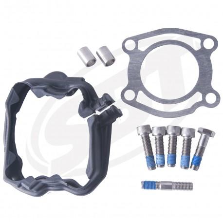 Exhaust Boot Kit ,  RX . GTX-ltd . GSX-ltd . XP-ltd
