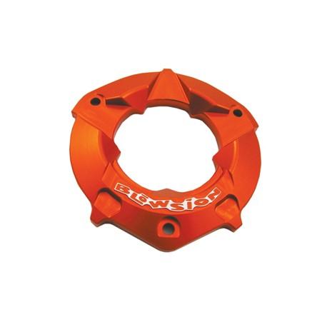 Billet Exhaust Nozzle Super-Jet ( Orange )