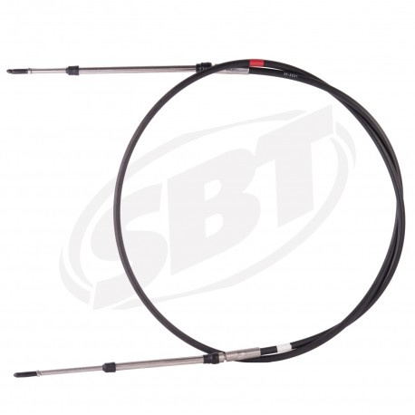 Steering cable, Kawasaki, Ultra-LX . Ultra-250X . Ultra-260X (2009 )