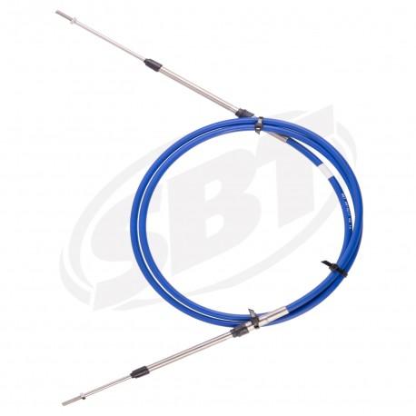 Steering cable, 900 STX . 1100 STX . STX 1200R ( 2002-2003 )