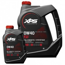 Synthetic Racing Oil, 4 strokes XPS, 0,946 Liters, 5W40 (all model)