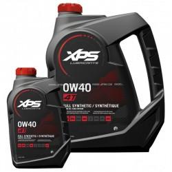 BRP. Huile Racing Synthétique 4 temps XPS 3.785 Litres can-am