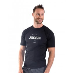 Rash Guard Shortsleeve Men Black