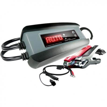 Chargeur de batterie et mainteneur de charge de jet ski