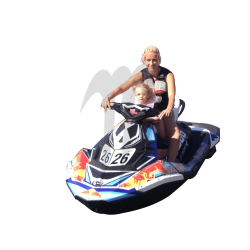 Baptême jet ski
