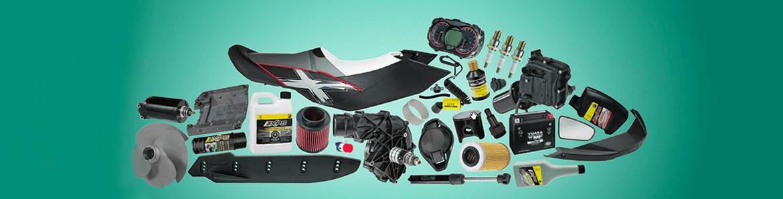Jet ski part and jet ski accessory